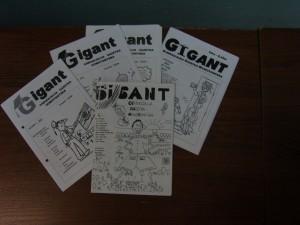 Pierwszy numer gazety - październik 1999