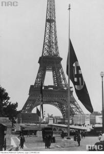Wieża Eiffla podcas wojny